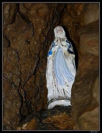 Jeskyně sv. Marie
