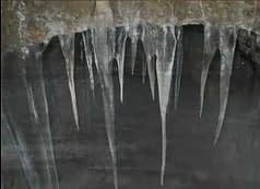 drenážní štola u Suchdola v Krušných horách