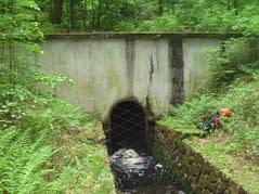 Dieterova odvodňovací štola - Krušné hory (6.6.2010)