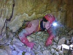 Jaskinia Miętusia Wyżnia