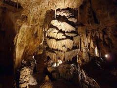 Sloupsko-Šošůvské jeskyně 1 (26.4.2009)