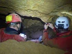 miniexpedice do Harmaneckej jaskyne (27.11. - 30.11.2014)