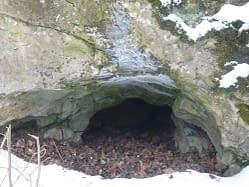 Sýrová jeskyně č. 1 (23.1.2016)