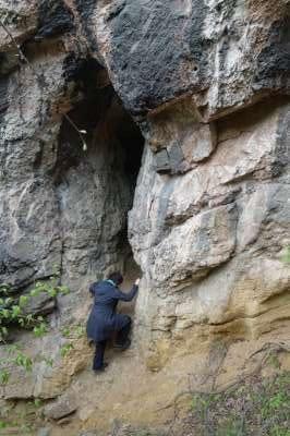 Barrandova jeskyně