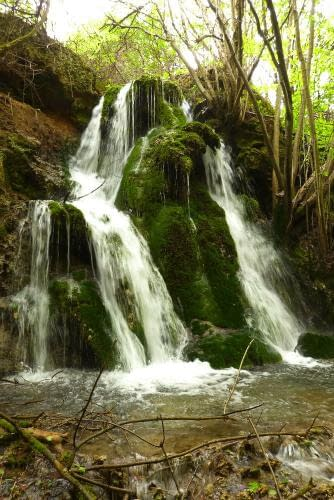 vodopády u mlýnků (foto Šlimec)