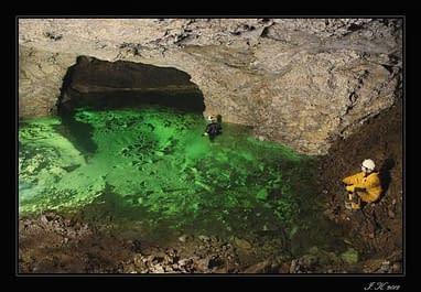 South Of Heaven : Fallerstein Stollen… alias LEWEL II. (mine diving)
