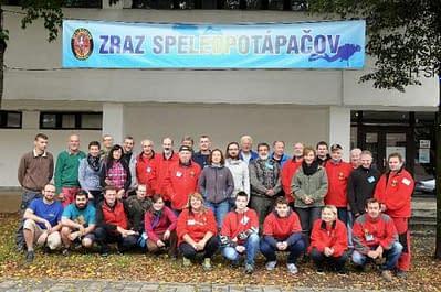 IV. Zraz speleopotápačov Tisovec – 9.-11.10.2015