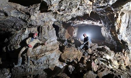 Nový jeskyňář spuštěn