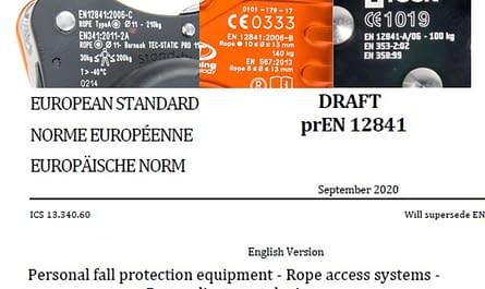 Nastavovací zařízení lana – aneb překladatelský skvost