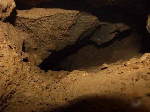 Propast pod Kaplí - díra dolů do neznáma