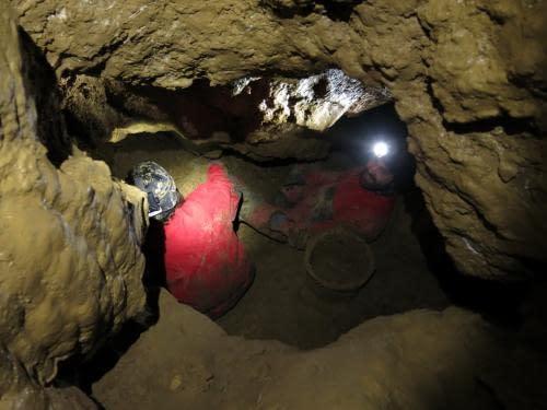 Propast pod Kaplí, jeskyně Dagmar