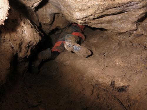 Salamandrová jaskyňa