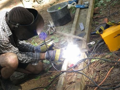 technické práce na lanovce